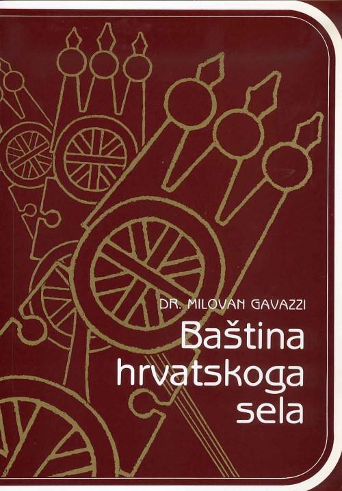 Baština hrvatskog sela 1993