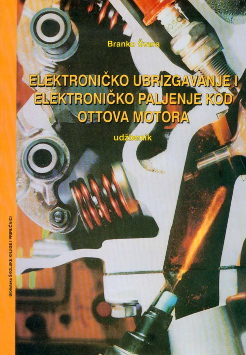 Elektroničko ubrizgavanje i elektroničko paljenje kod Ottova motora 2001