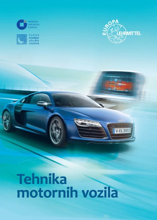 Tehnika motornih vozila, 30. prerađeno i nadopunjeno izdanje 2017