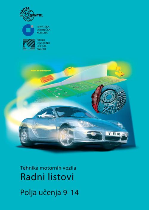 Tehnika motornih vozila - Radni listovi - Polja učenja 9-14 2017
